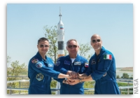 NASA Space Station On-Orbit Status 12 July 2019 - New Crew Coming With New Experiments