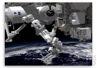 NASA Space Station On-Orbit Status 14 August 2019 - Canadian Robotics Supporting Exploration