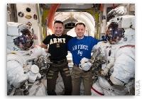 NASA Space Station On-Orbit Status 20 August 2019 - Spacewalk Tomorrow
