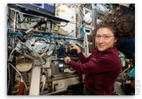 NASA Space Station On-Orbit Status 29 August 2019 - Biomedical Research and Life Science Activities