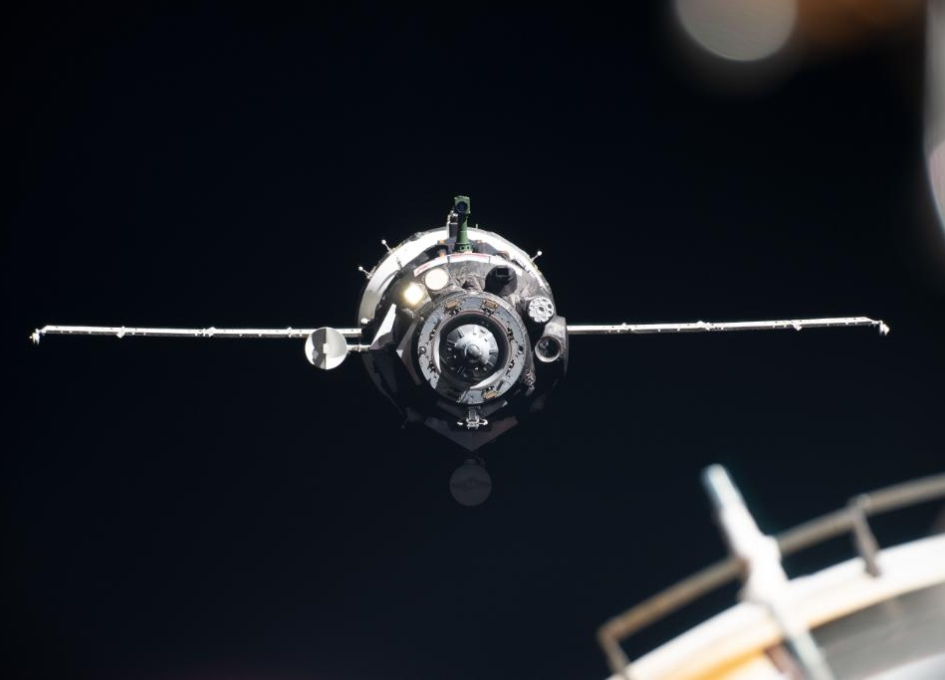 NASA Space Station On-Orbit Status 5 September 2019 - Soyuz
