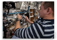 NASA Space Station On-Orbit Status 17 September 2019 - Ongoing Biomedical Science Research