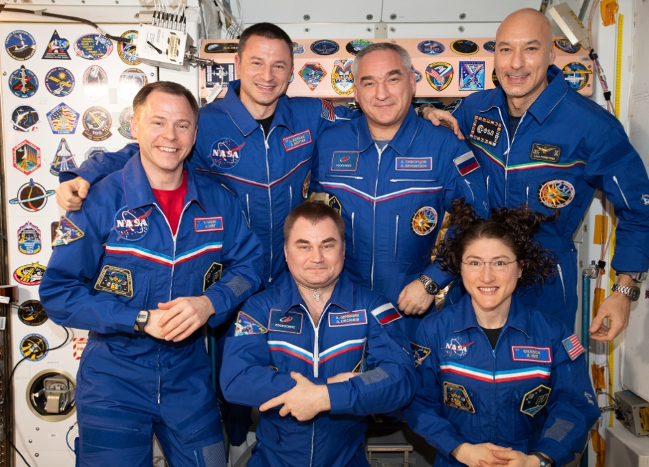 NASA Space Station On-Orbit Status 19 September 2019 - Studying Accelerated Aging