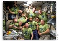 NASA Space Station On-Orbit Status 30 September 2019 - Three Crew to Return Thursday