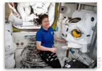 NASA Space Station On-Orbit Status 1 October 2019 - Spacewalk Set for Sunday