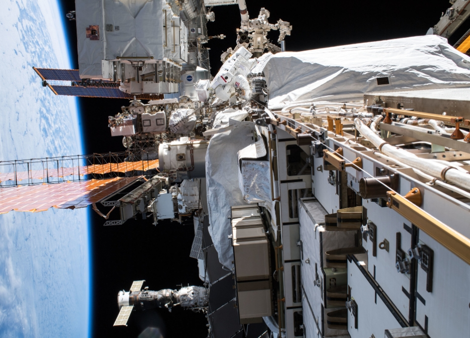 This Week at NASA: Spacewalk Completed, Commercial Crew ...