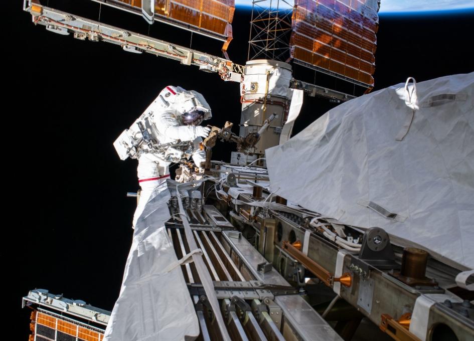 NASA Space Station On-Orbit Status 11 October 2019 ...