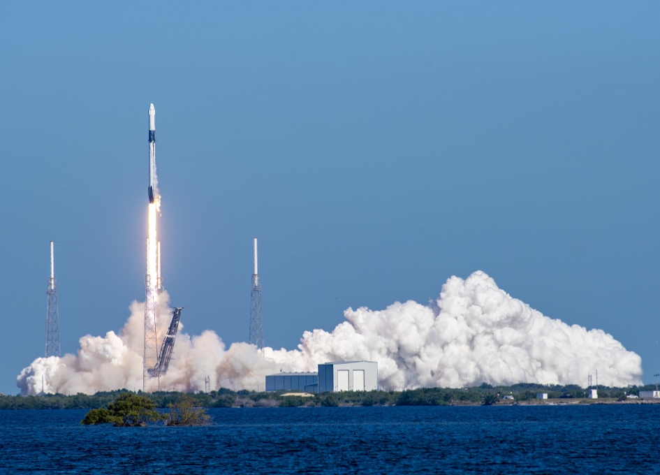NASA Space Station On-Orbit Status 5 December 2019 - SpaceX Resupply Mission Launched