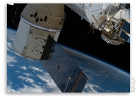 NASA Space Station On-Orbit Status 30 December 2019 - SpaceX Dragon Set to Leave January 5