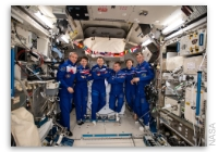 NASA Weekly ISS Space to Ground Report for June 21, 2019