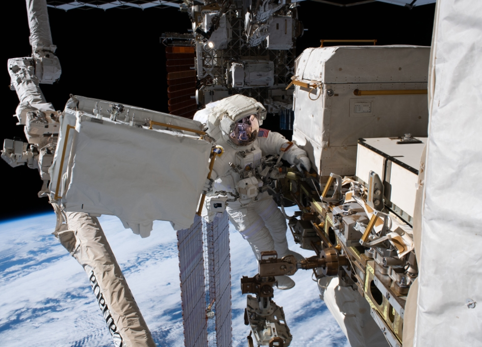 NASA Weekly ISS Space to Ground Report for December 6, 2019