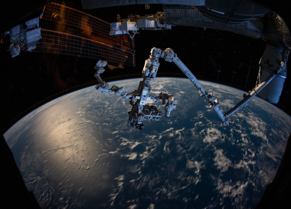 NASA Weekly ISS Space to Ground Report for December 13, 2019