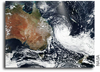 NASA-NOAA Satellite Provides Wide View of Tropical Cyclone Oma