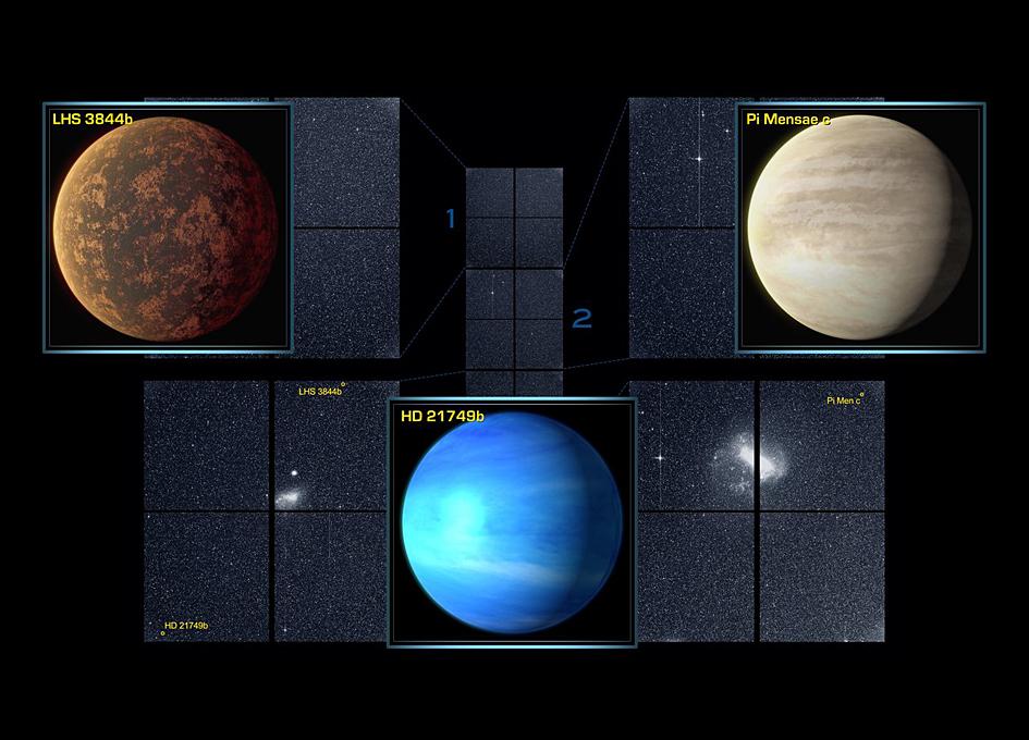 Solar system calendar 2019
