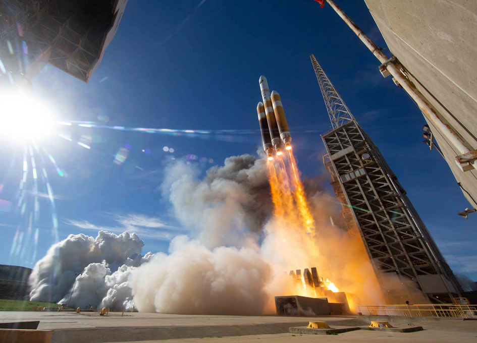 United Launch Alliance Successfully Launches NROL-71