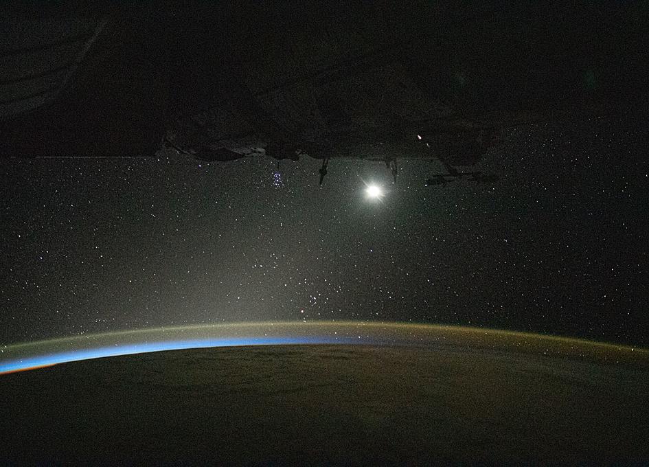 Orbital Stargazing