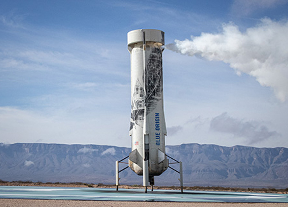 Blue Origin's 12th Mission Is A Success