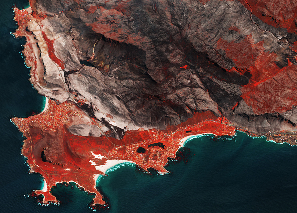More of Africa Scarred by Fires Than Thought   SpaceRef