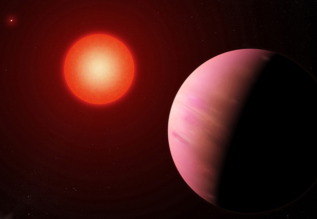 Newly-discovered exoplanet twice the size of Earth could have water
