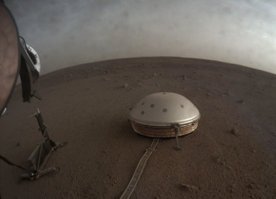 InSight Detects Two Sizable Quakes on Mars