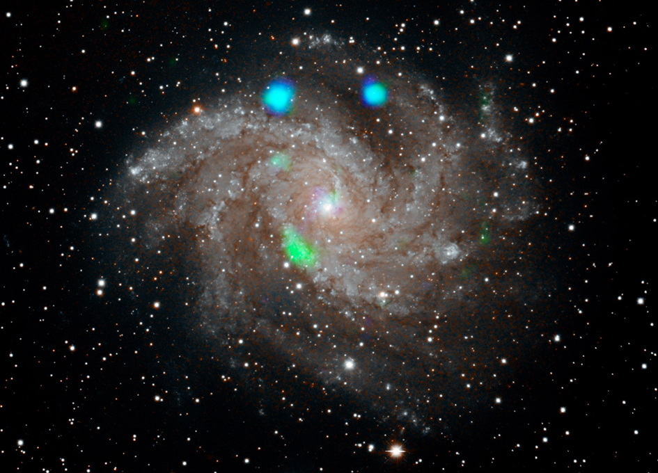 NuSTAR Spots a Mystery That's Gone in a Flash - SpaceRef