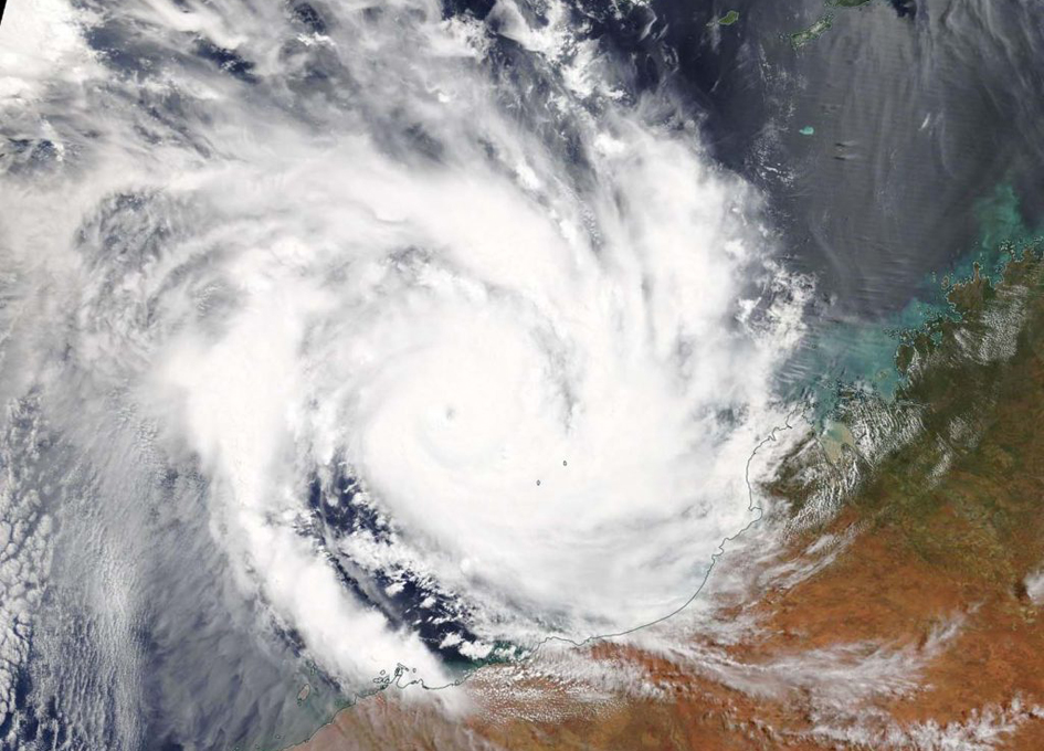 cyclone veronica update - photo #2