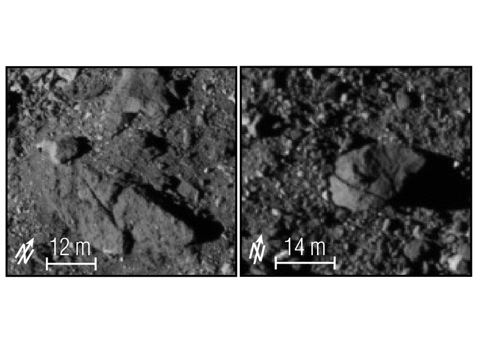 A Surprisingly Old Surface Discovered On Bennu