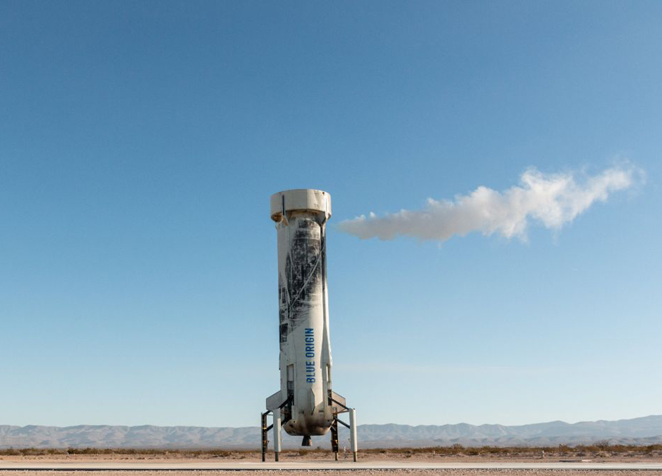 New Shepard Successfully Flies 8 NASA Research And Technology Payloads to Space