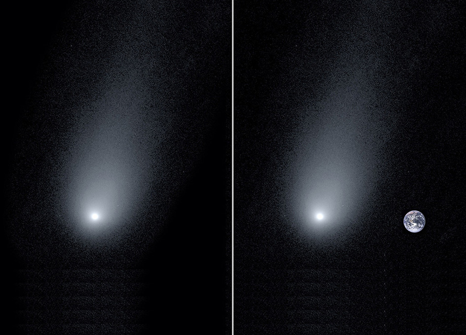 Astronomers Capture Best Look Yet at Comet 21/Borisov