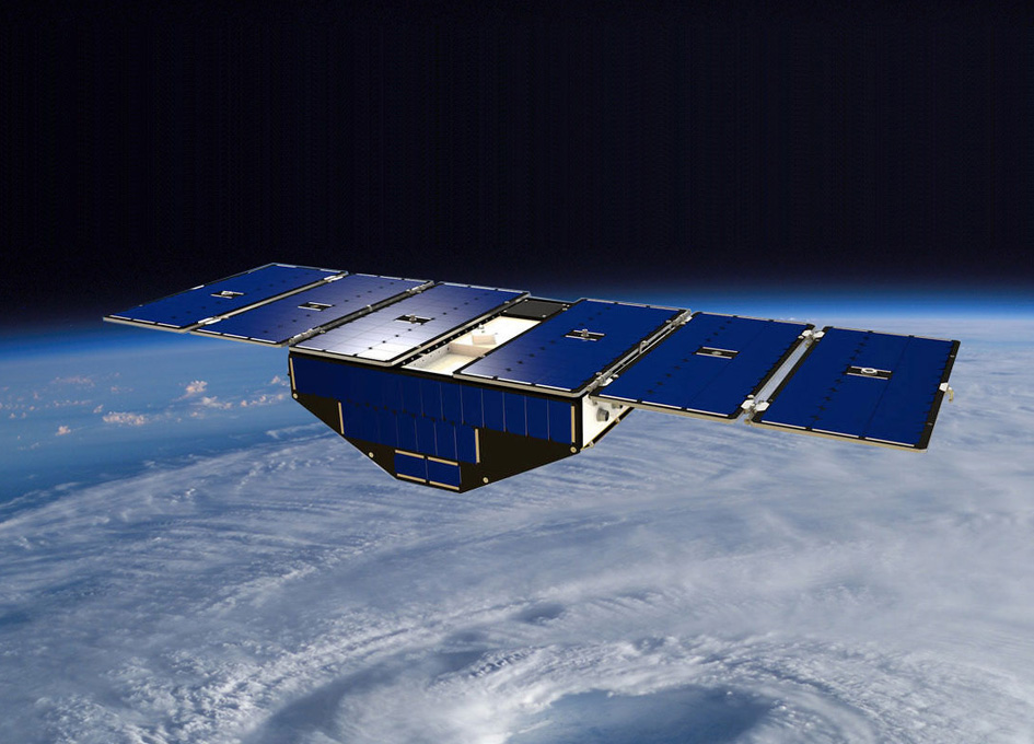 NASA Smallsats Can Aid Hurricane Forecasts with GPS