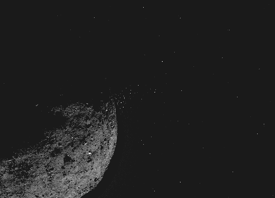 NASA Says Taking Sample From Asteroid Bennu Harder Than Expected