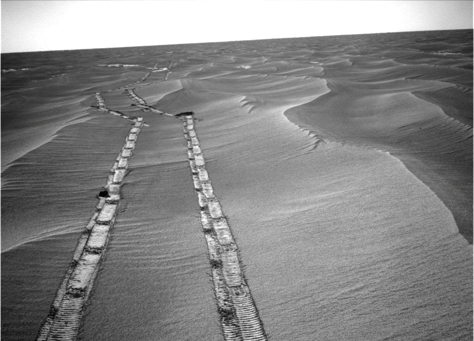 mars rover mission ends - photo #27