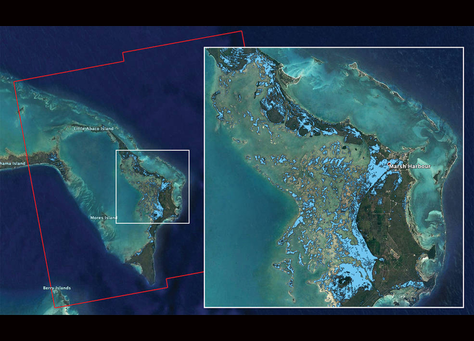 ARIA Team Maps Flooding in the Bahamas - SpaceRef Map Nasa on satellite maps, noaa maps, environment maps, military maps, engineering maps, cartography maps, google maps, civilization 5 maps, renewable resource maps, census bureau maps, science maps, ny times maps, pictometry maps, googel maps, loma linda university maps, creative maps, us department of energy maps, cia maps, united nations maps, weather maps,