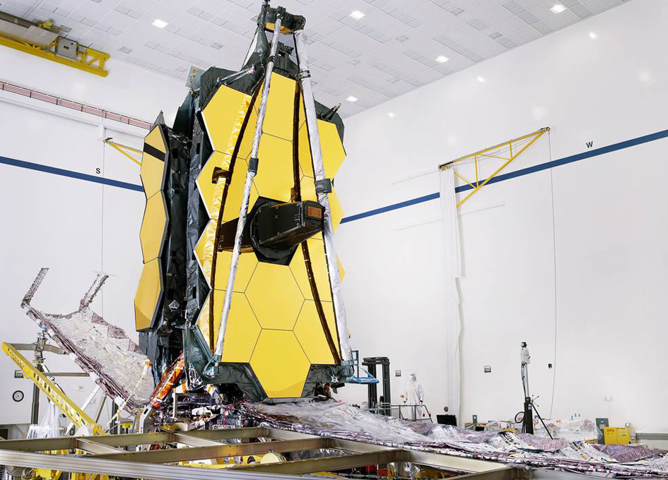 NASA's delayed next-gen James Webb telescope finally put together