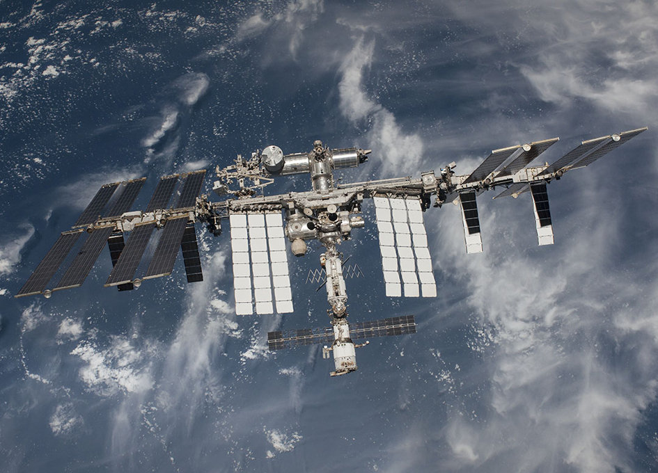 Big Data Rate Increase on the International Space Station