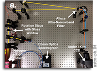 The Oxyometer: A Novel Instrument Concept for Characterizing Exoplanet Atmospheres