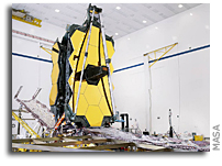 James Webb Space Telescope Has Been Assembled for the First Time