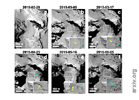 Migrating Scarps as a Significant Driver for Cometary Surface Evolution