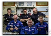 NASA Space Station On-Orbit Status 14 March 2019 - Crew Expands to Six