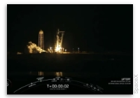 SpaceX Launches First NASA Commercial Crew Demonstration Mission