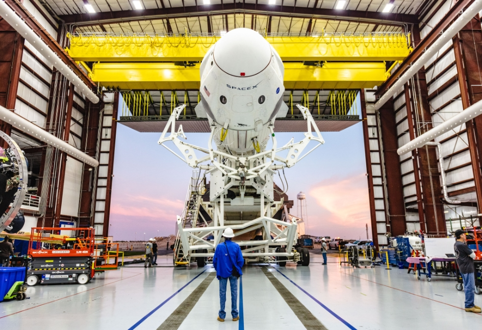 NASA announces delay of SpaceX Crew Dragon test launch