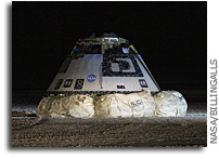 Boeing Starliner Completes First Orbital Flight Test with Successful Landing
