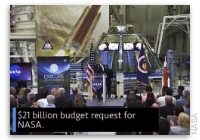 This Week at NASA: A $21 Billion Budget Request and More