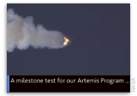 This Week at NASA: A Milestone Achieved for the Artemis Program to the Moon