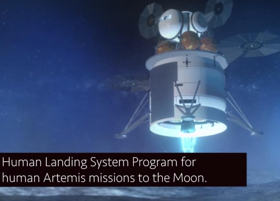 This Week at NASA: Marshall Gets Human Landing System Development