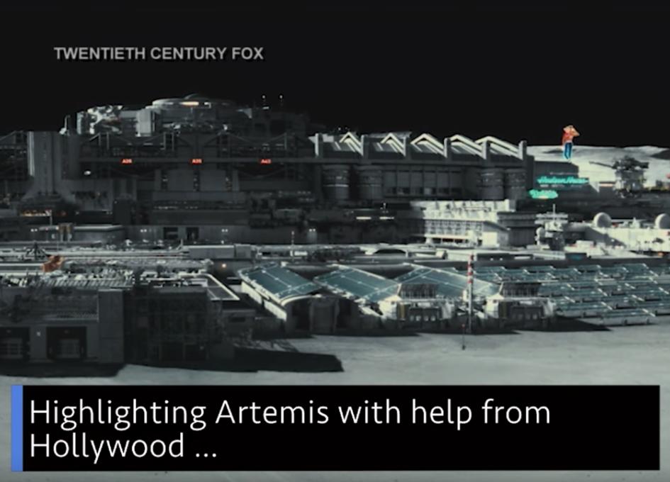This Week at NASA - Hollywood Highlights Artemis