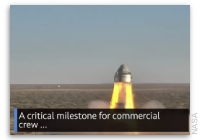 This Week at NASA: Critical Starliner Test and More