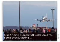This Week at NASA: Artemis 1 Ready for Testing