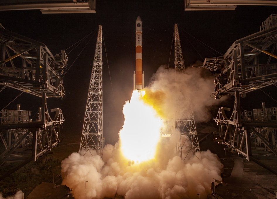 Delta IV Launches Tenth Wideband Global SATCOM Satellite for the Air Force