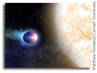 Researchers Use 'Hot Jupiter' Data to Mine Exoplanet Chemistry